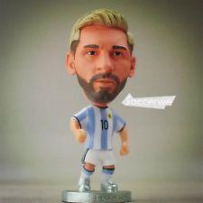 """Soccer Argentina team Lionel Messi 2.5"""" Doll Action figure&model&Dolls Figurine"""