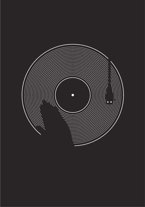 Vinyl Soundscapes...Makes Music´s Experience Suddenly Come Out Of The Dark !... http://about.me/Samissomar