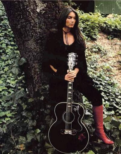 "Emmylou Harris-This is ""Sally Rose"""