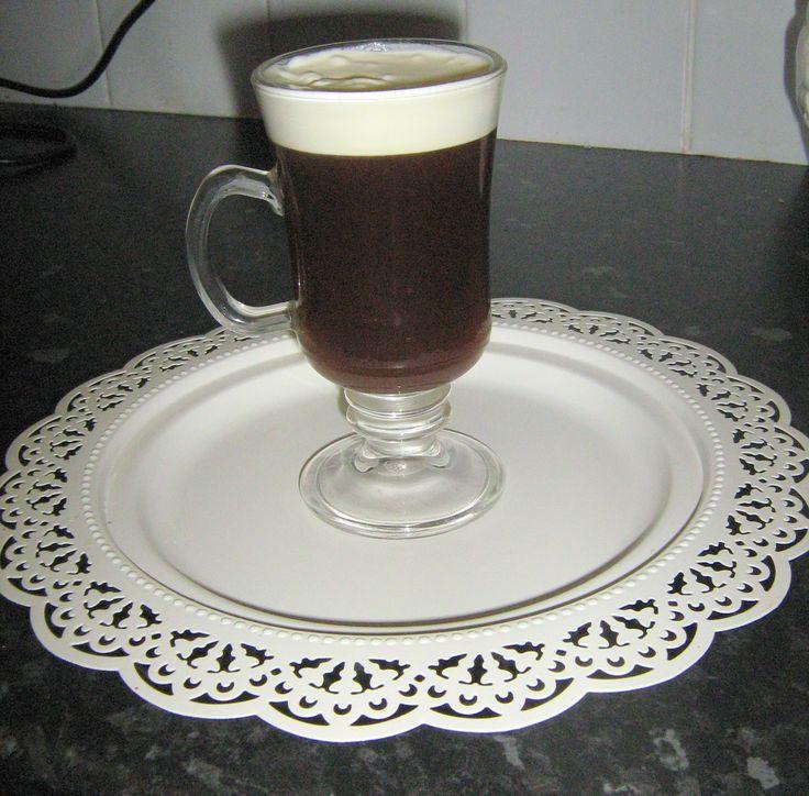 Irish Coffee Recipe / Irish Recipes /Irish Coffee San Francisco
