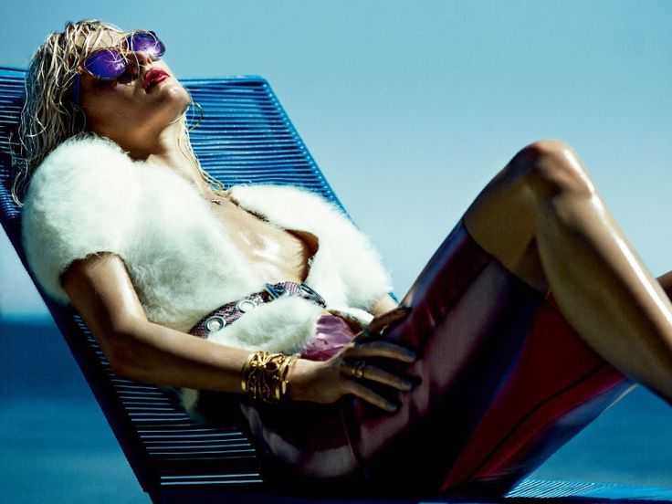 Karmen Pedaru Greg Kadel Vogue Espanja elokuu 2013