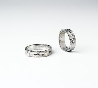 Unique wedding rings - Anelli nuziali unici e personalizzati