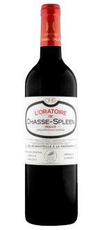 L'ORATOIRE DE CHASSE-SPLEEN 2013 - SECOND VIN DU CHATEAU CHASSE-SPLEEN