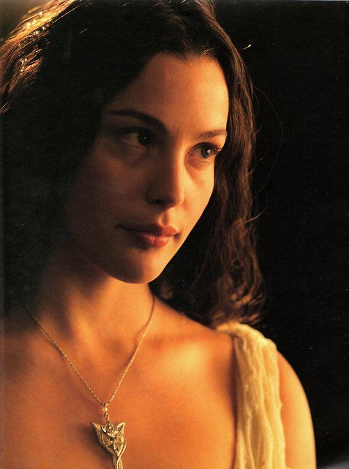 Arwen : From 'The Lord of the Rings Official Movie Guide'