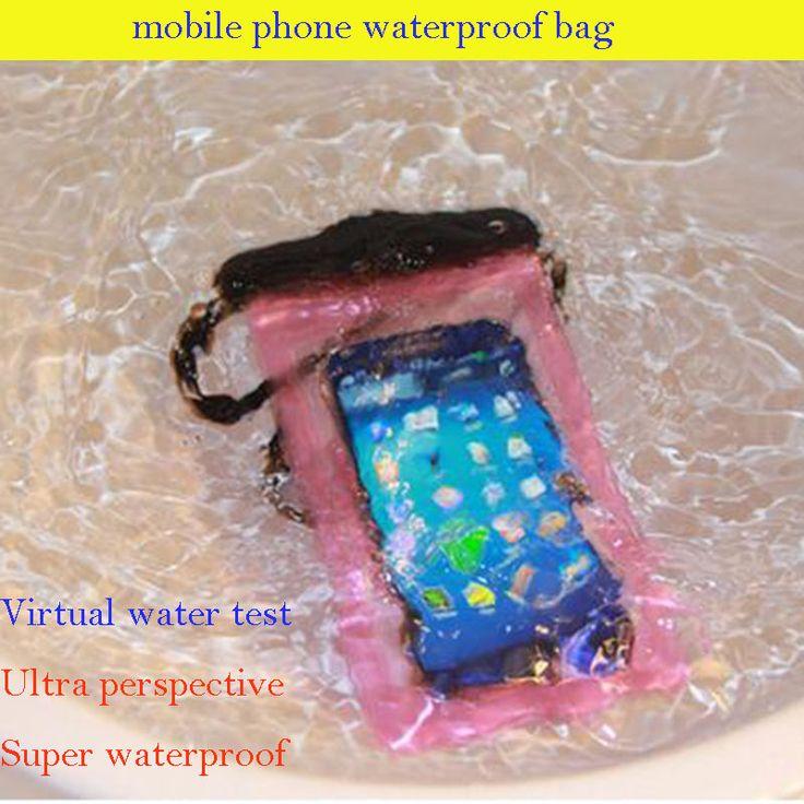 Waterproof Phone Bag Case Fundas For Xiaomi 4 Mi5 Pro For Huawei P8 Lite p9 p7 p6 p2 Cover For Xiaomi Redmi Note 3 Pro#xiaomi redmi 3 waterproof case