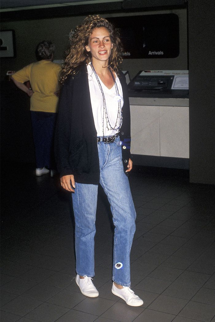 What Celebrity Airport Outfits Looked Like In The 90s
