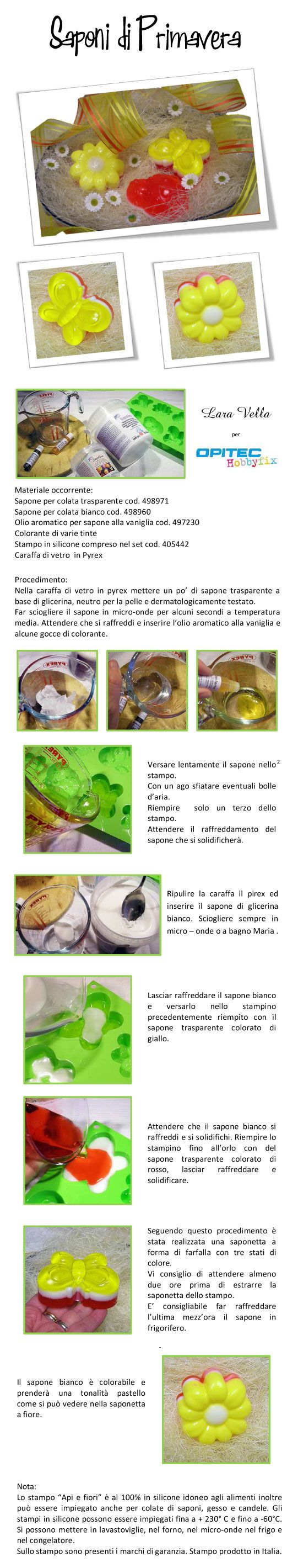 Come fare saponi