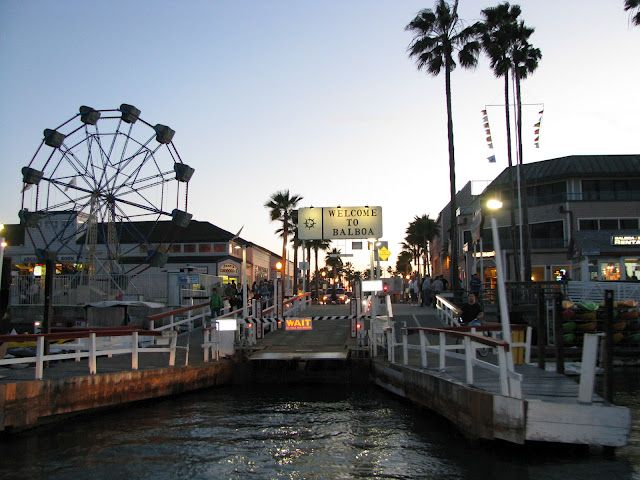 Baboa Island, Newport Beach, CA.  We spent soooo many weekends cruisin' and hanging out.  Great memories!