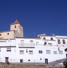 Iglesia de Santa Maria - Bedar Village - Almeria