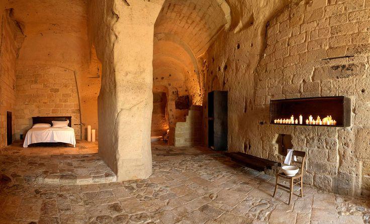 Sextantio Le Grotte della Civita   Matera   Sextantio