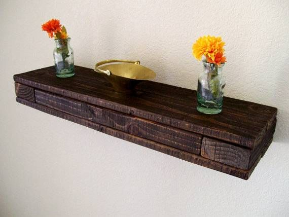 12 Alluring Floating Shelves 50 Inches Ideas