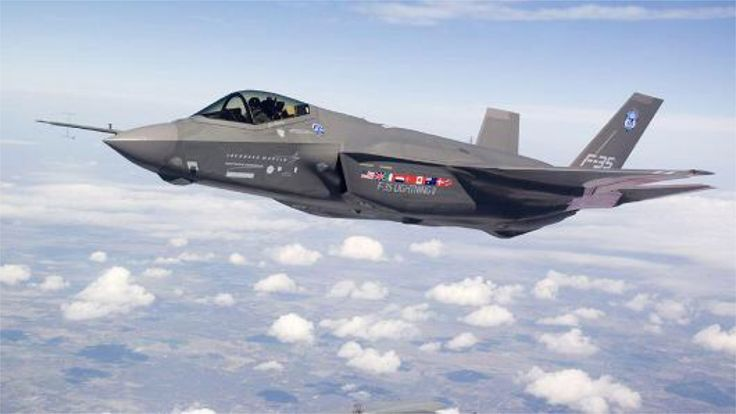 F-35 program head pressed on Trump call as fighter cost 'on track' to fall 15 percent http://www.cnbc.com/2017/02/16/f-35-program-head-pressed-on-trump-call.html
