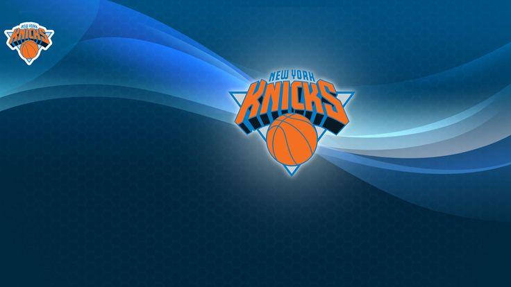 New York Knicks Abstract Bg