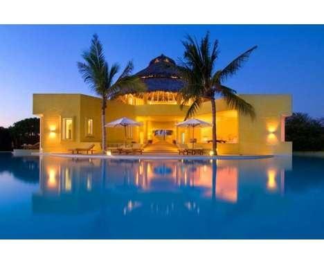 Beautiful House, Costa Carey, Oriental Villas, Dreams Home, Favorite Places, Mexico, Dreams House, Vacations House, Pools