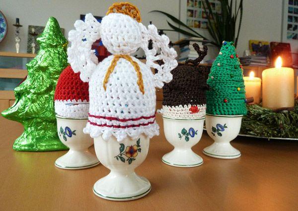 advent advent ein engel als eierw rmer deko und duft f r zu hause. Black Bedroom Furniture Sets. Home Design Ideas