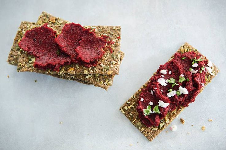 Begin je dag met deze homemade spread op een crackertje: een echte kickstart! - Recept - Allerhande