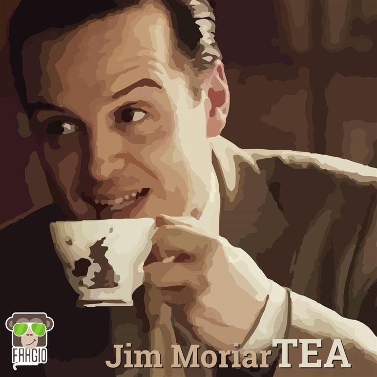 #JamesMoriarty #ProfessorMoriarty #Tea #Teatime #ilovetea #teaparty #Faagio