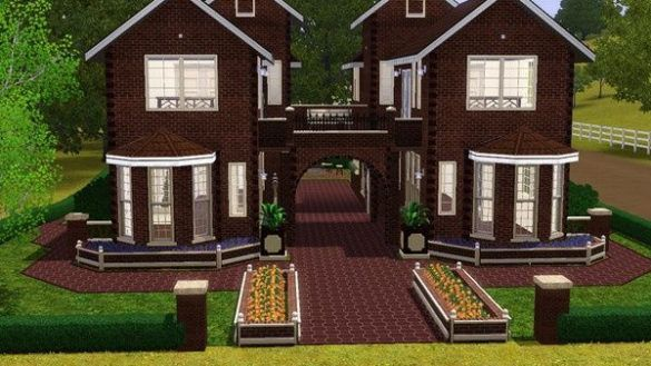 Best House Plans Design Ideas For Home Tremendeous House Ideas For Sims 3 17 Best Sims Images On Pinterest Sims The Si Sims House Sims Freeplay Houses Sims