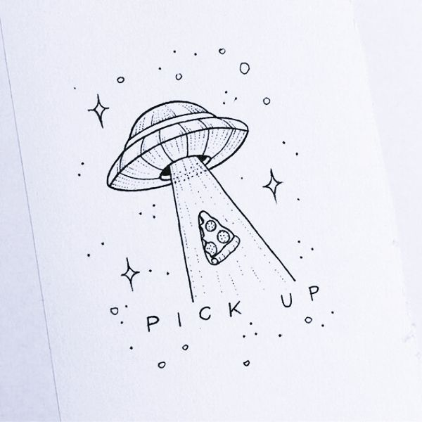 40 Cool And Simple Drawings Ideas To Kill Time With Images