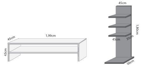 Hágalo Usted Mismo - ¿Cómo construir un estante y rack modular?