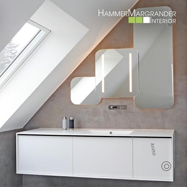Masterbad Mit Design Spiegel Es Geht Weiter Mit Unserem