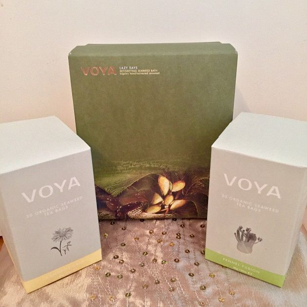 Experience the luxurious spa experience in the comfort of your own home thanks to VOYA Organic Beauty Not only do VOYA have amazing skin products available but they also have organic tea that is delicious and full of health benefits. Have a read for yourself ☕️