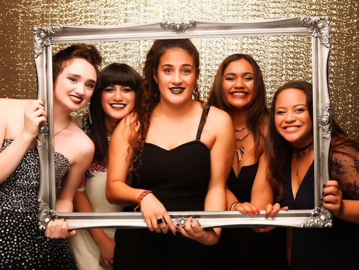 Auckland Girls Grammar Ball 2015. Gorgeous girls! www.whitedoor.co.nz