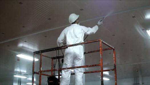Application of Gens Nano antibacterial, self-sanitizing coating by Green Earth Nano Science, see www.gensnano.com for more details.
