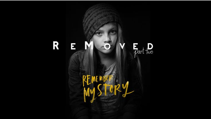 Remember My Story - ReMoved Part 2--- the second part of a short film about foster kids. so well done