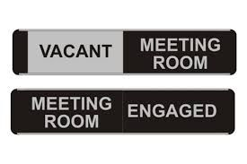 meeting room signs - Google Search