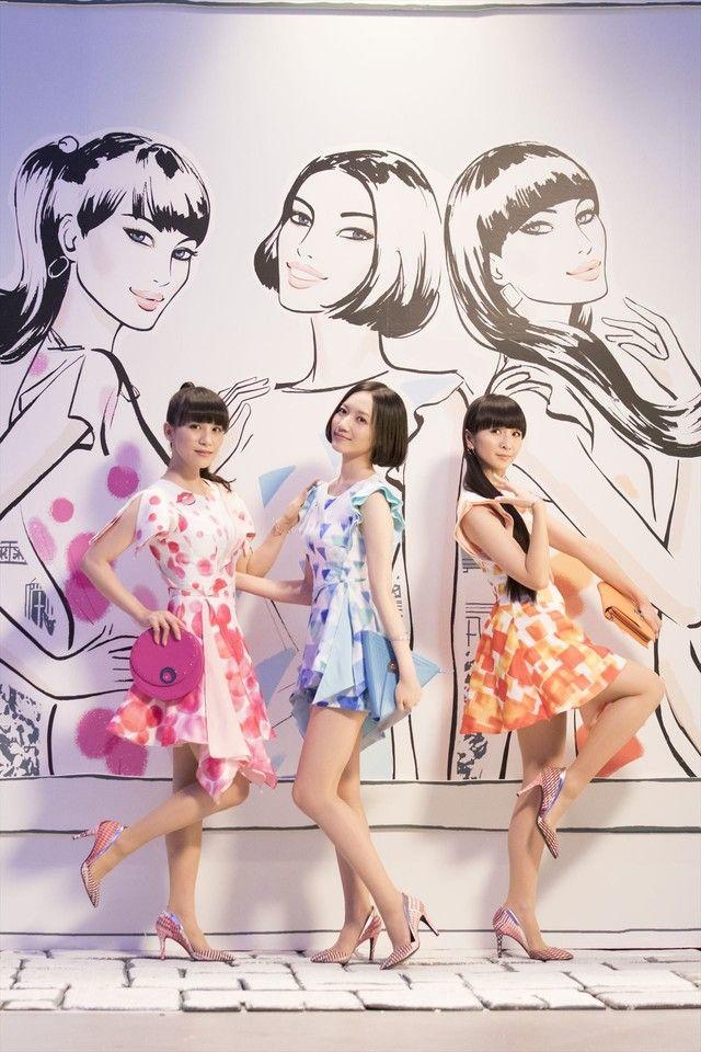 Perfume #Fashion #Jpop