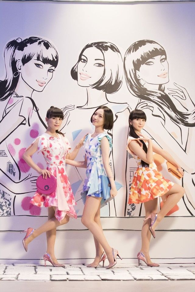 Perfume #Fashion #Jpop