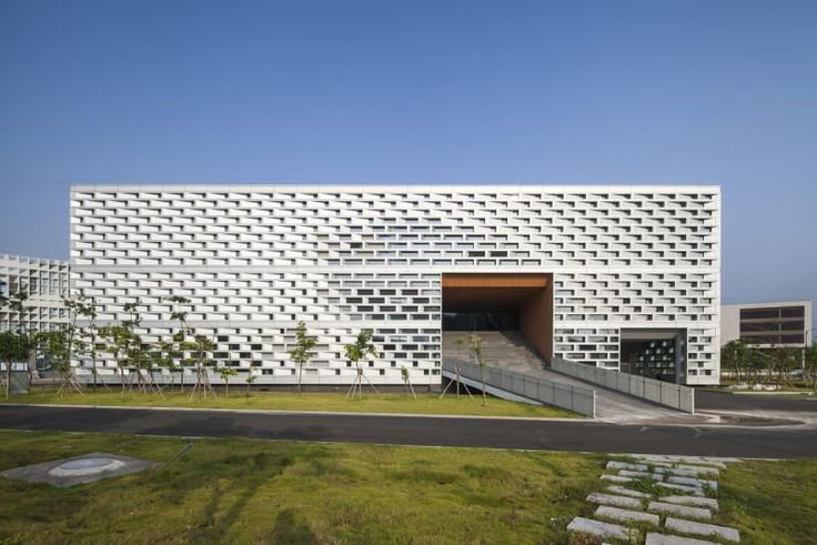 URBANUS · Library of South University of Science and Technology of China