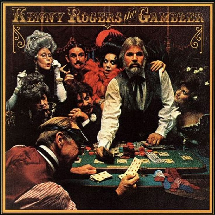Kenny Rogers - The Gambler on 180g Vinyl LP (With images ...