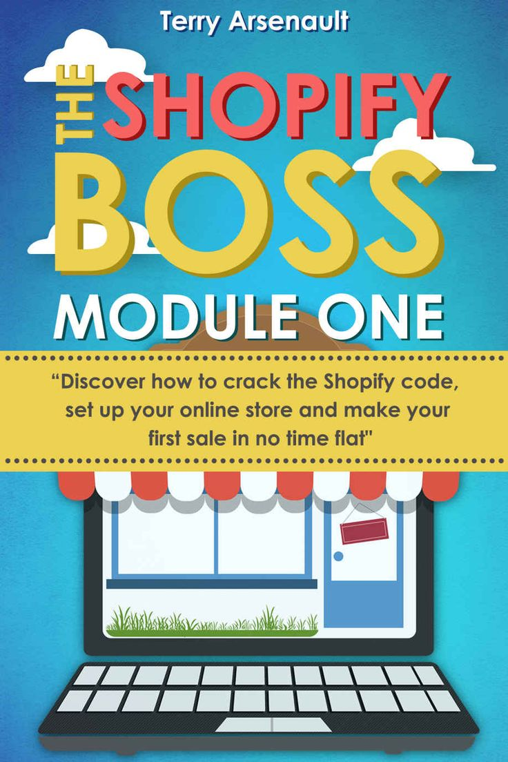 Become Your Own Boss With Shopify