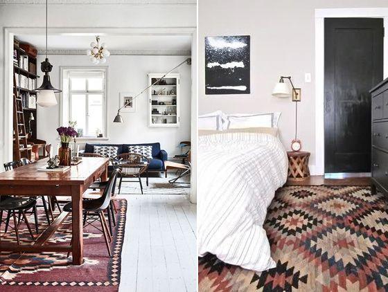 Met zijn typische kleurencombinaties en herkenbare prints passen kleurrijke Perzische tapijten in elk type interieur. Het hoeft dan ook niemand te verbazen...