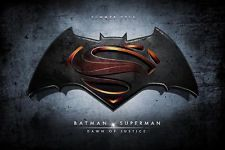 "Batman vs Superman - 2015 USA Super Hero Hot Movie 18""x12"" Poster 2"