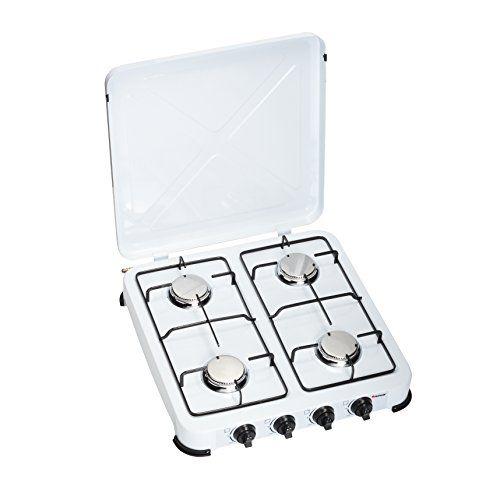Cocina de gas con 4 quemadores - http://rapidobonitoybarato.com/producto/cocina-de-gas-con-4-quemadores/