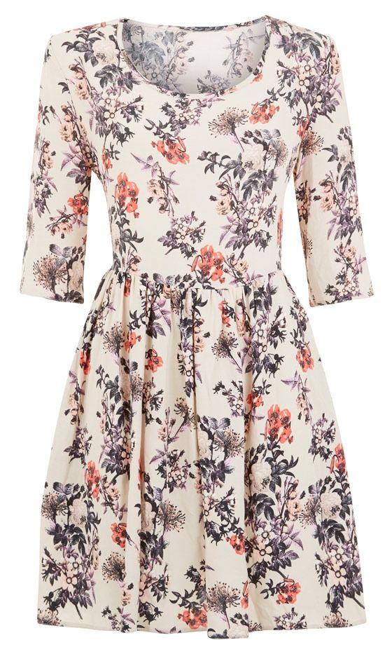 Primark Colourblock Bodycon Dress, £13 | Look