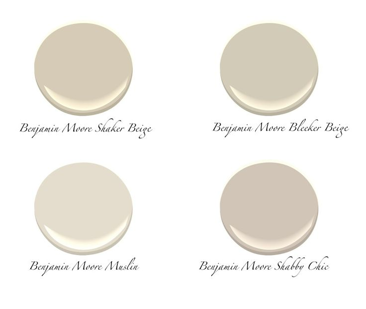 Neutral Is My Favorite Color Shabby Chic Paint Colors