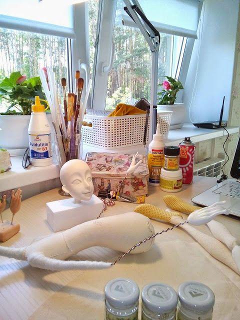 Кукольная мастерская ANNADAN: АКЦИЯ!!!