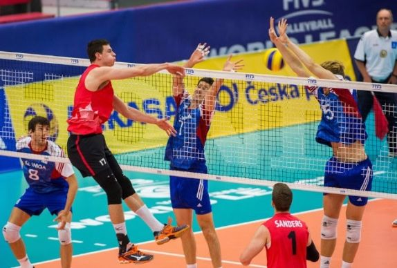Canada undefeated on opening World League weekend! Get the whole story!  http://www.independentsportsnews.com/2016/06/20/canada-undefeated-on-opening-world-league-weekend/