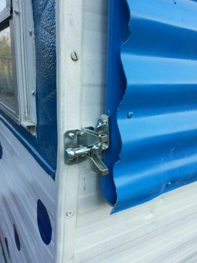 Lock On My Camper Window Awning Camper Pinterest