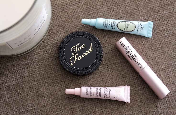 "Too Faced ""Christmas Party Must Haves"" Giveaway"
