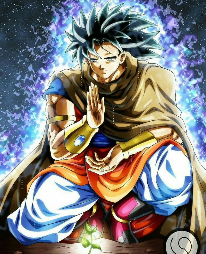 Broly ultra instinto dragons dragon ball dragon - Goku 5 super saiyan ...