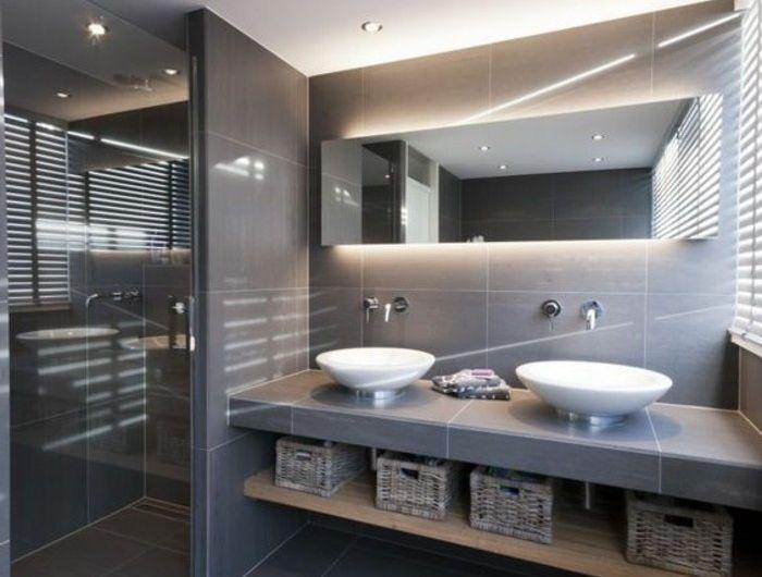 Die besten 25+ Bad spiegel beleuchtung Ideen auf Pinterest - badezimmer spiegelschrank beleuchtung