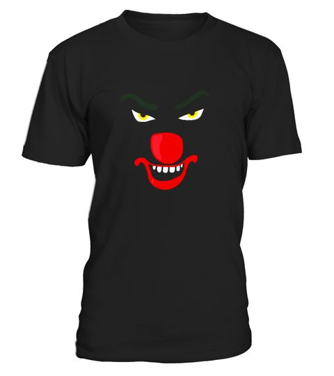 "# Creepy Clown Horror Halloween T-Shirt .  Special Offer, not available in shops      Comes in a variety of styles and colours      Buy yours now before it is too late!      Secured payment via Visa / Mastercard / Amex / PayPal      How to place an order            Choose the model from the drop-down menu      Click on ""Buy it now""      Choose the size and the quantity      Add your delivery address and bank details      And that's it!      Tags: There is something so satisfyingly creepy…"