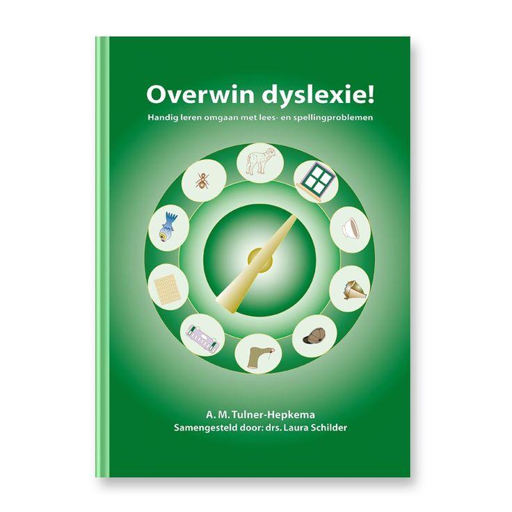 Overwin dyslexie! Een praktisch handboek voor ouders, docenten, remedial teachers en andere geïnteresseerden in dyslexie. Hiermee kunnen kinderen met lees-, spelling- en schrijfproblemen op een effectieve manier ondersteund worden.