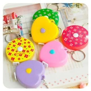 Buy 'Momoi – Measuring Tape (Round / Heart Shape)' with Free International Shipping at YesStyle.com. Browse and shop for thousands of Asian fashion items from China and more!