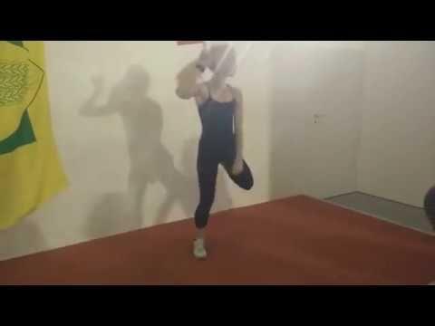 Giovanna Lecis: circuito aerobico di base - YouTube